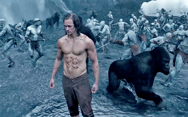 The-Legend-Of-Tarzan-movie review