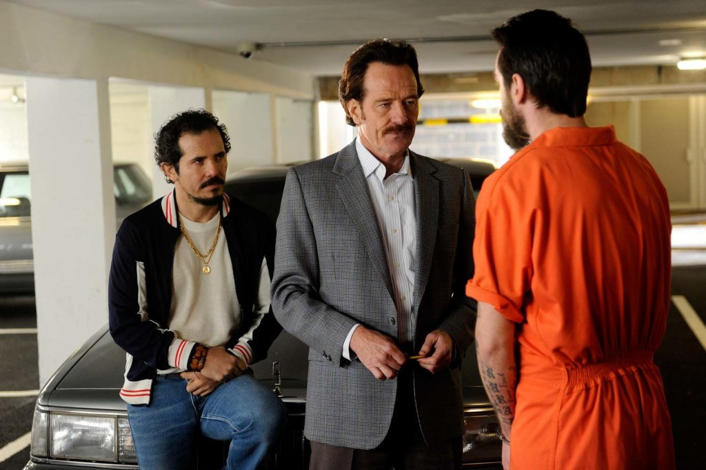 infiltrator-movie review - cranston