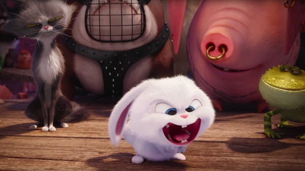 secret life of pets review