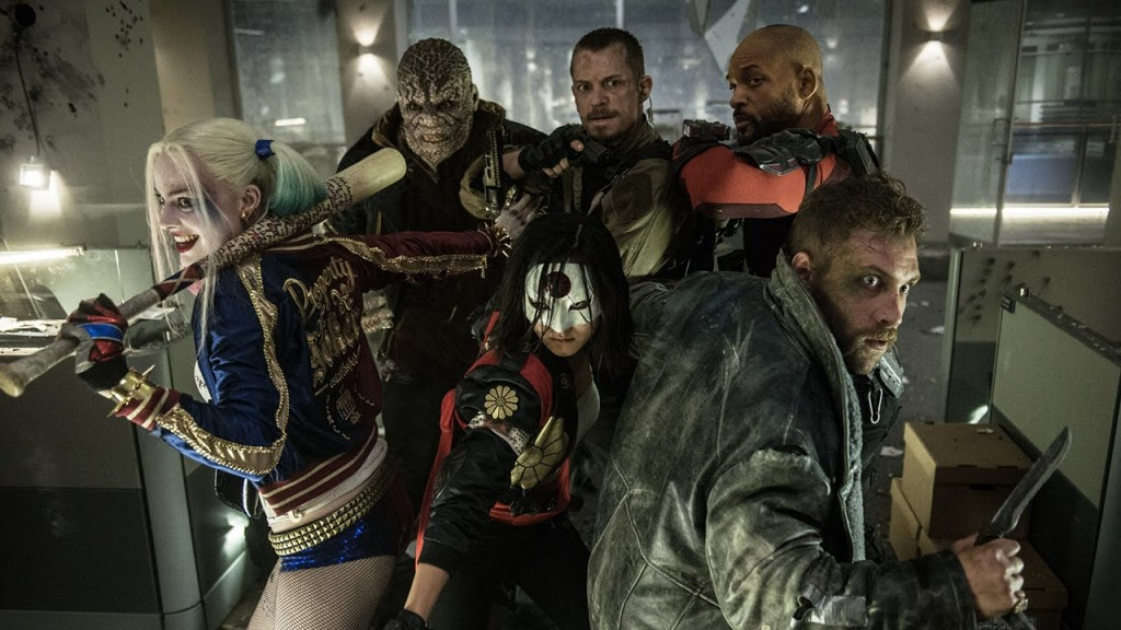 suicide squad - good review