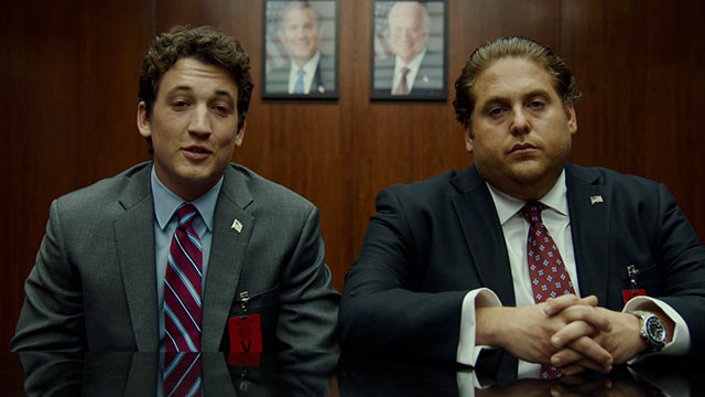 war dogs movie review