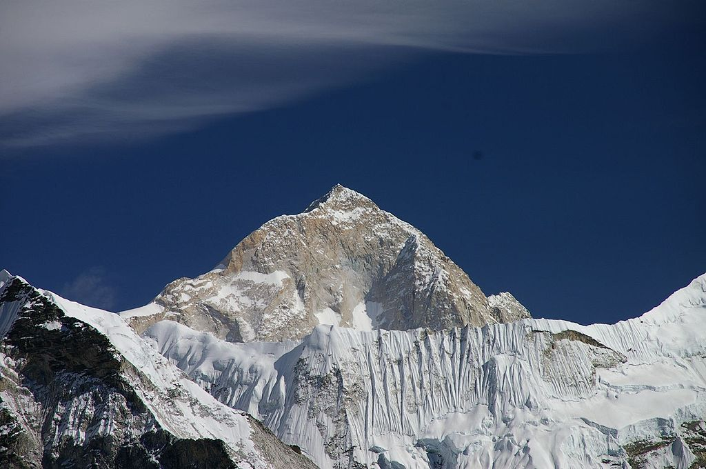 Makalu Summit