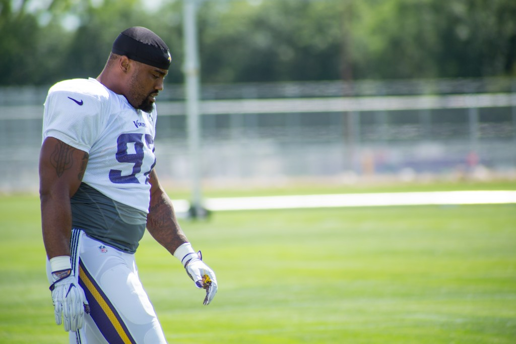 Vikings Training Camp 2016 - 009