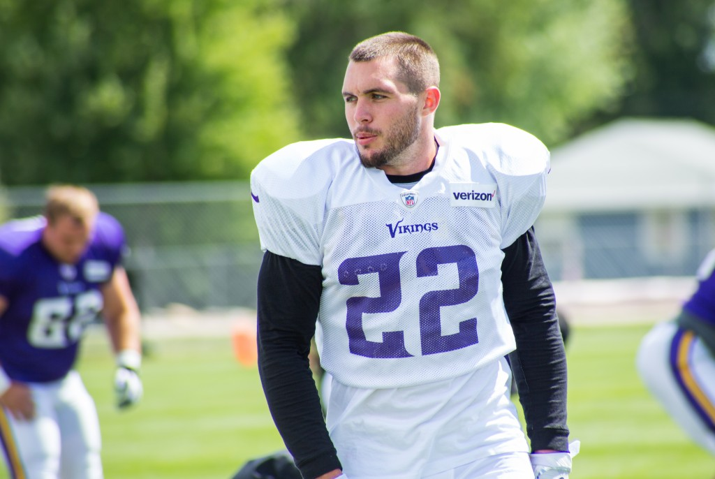 Vikings Training Camp 2016 - 031