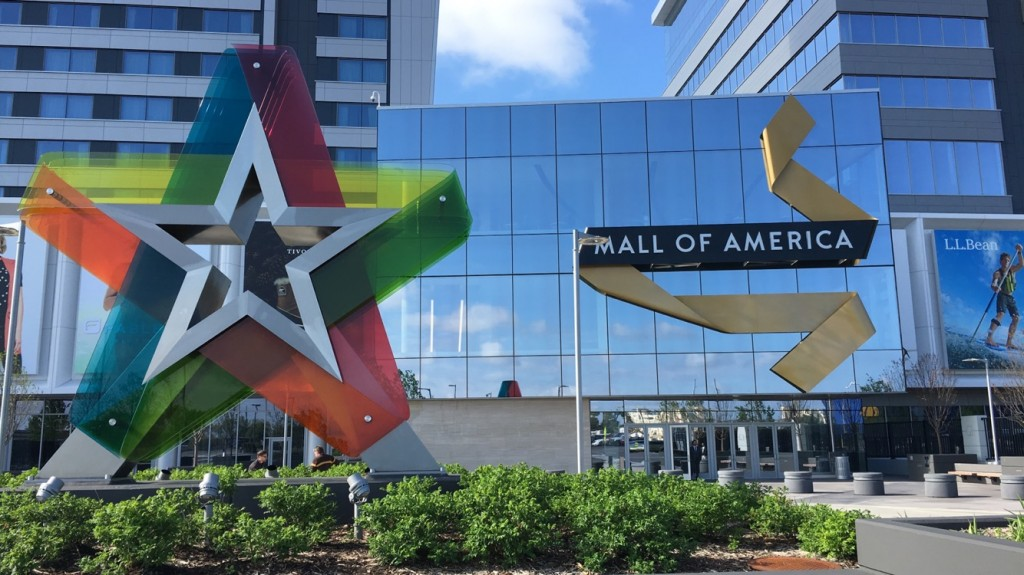 mall of american to close on Thanksgiving - 2016
