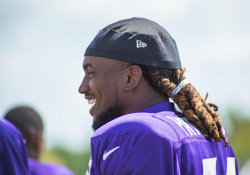 Vikings Training Camp 2016 - 005