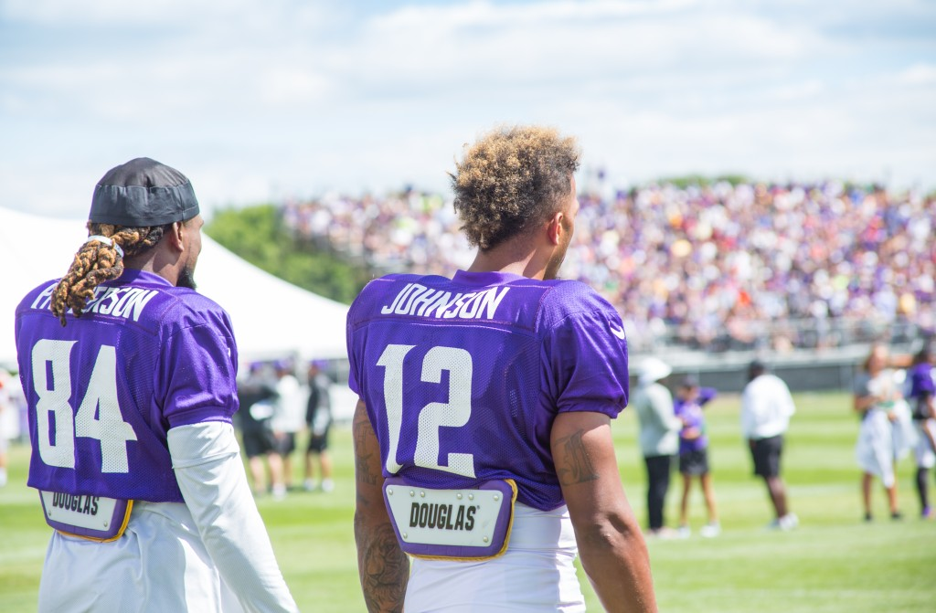 Vikings Training Camp 2016 - 007