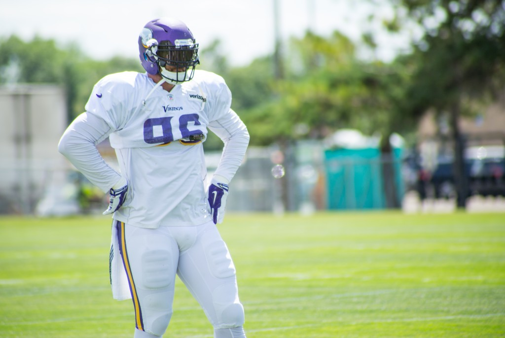 Vikings Training Camp 2016 - 008