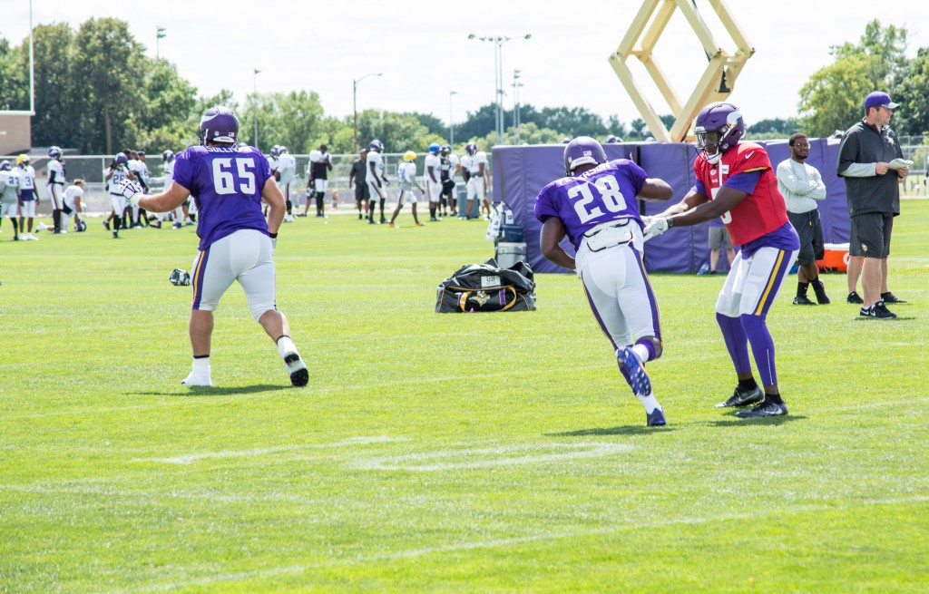 Vikings Training Camp 2016 - 022