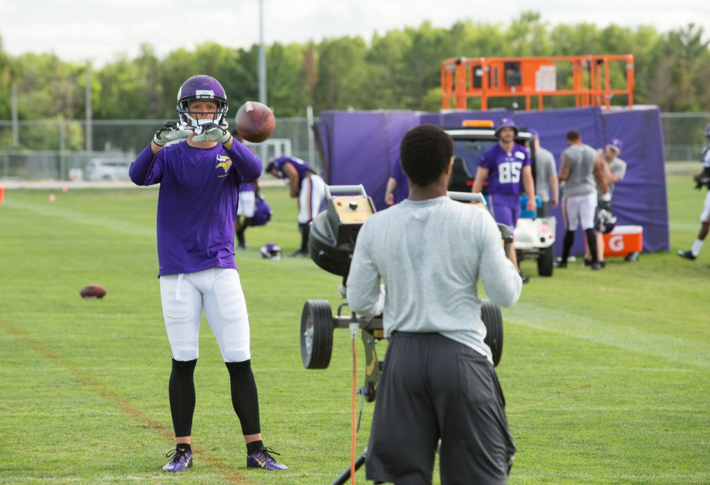 Vikings Training Camp 2016 - 087