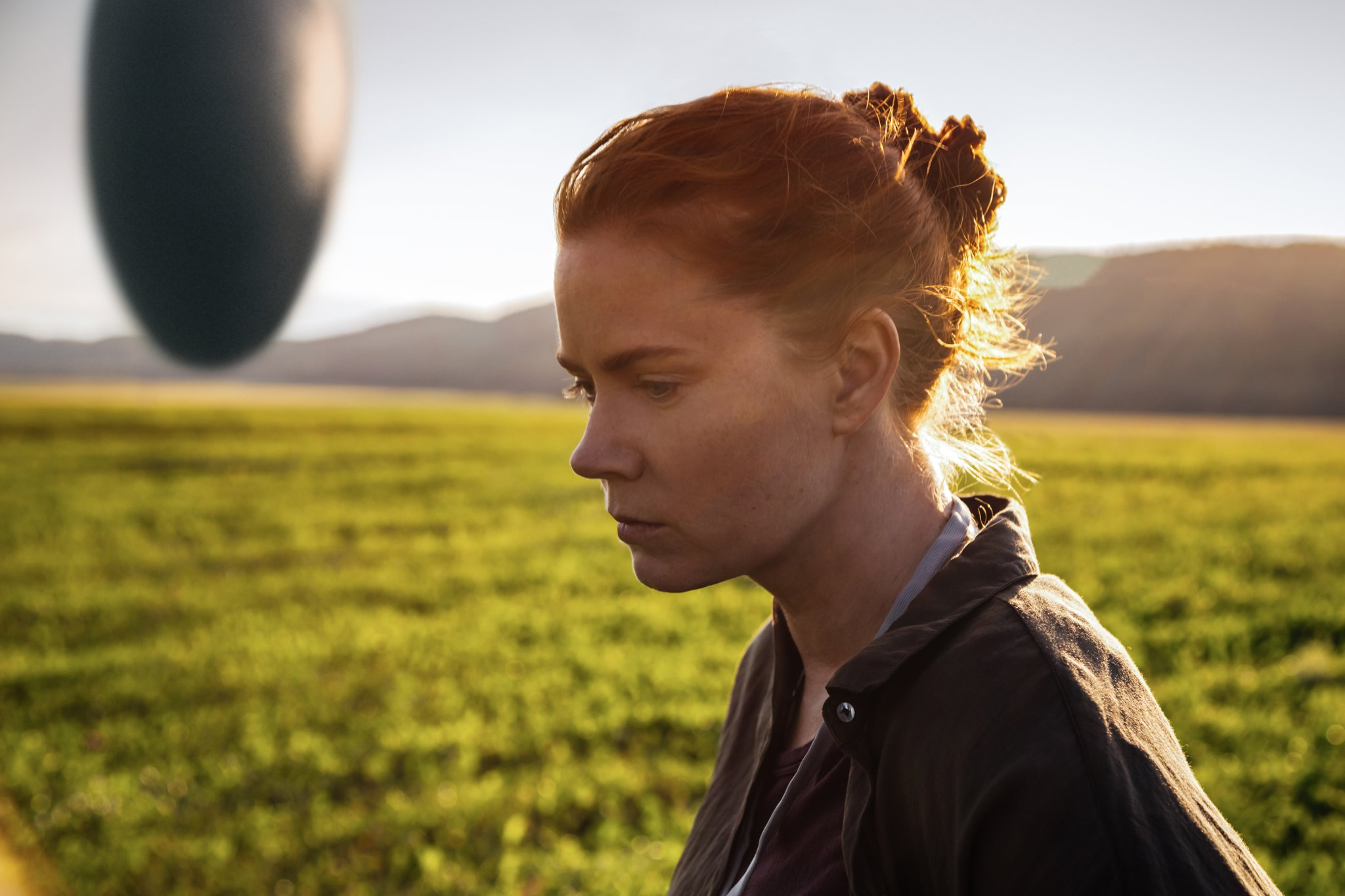 A Minute With: Amy Adams on 'Arrival,' awards and 'Disenchanted'