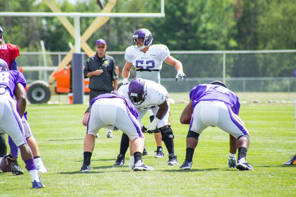 Vikings Training Camp 2016 - 036