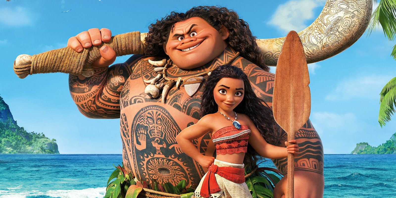 Movie review — make way 'moana is calling you