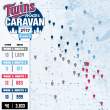 Minnesota Twins Caravan and Twinsfest Prep Fans for Summer of Baseball
