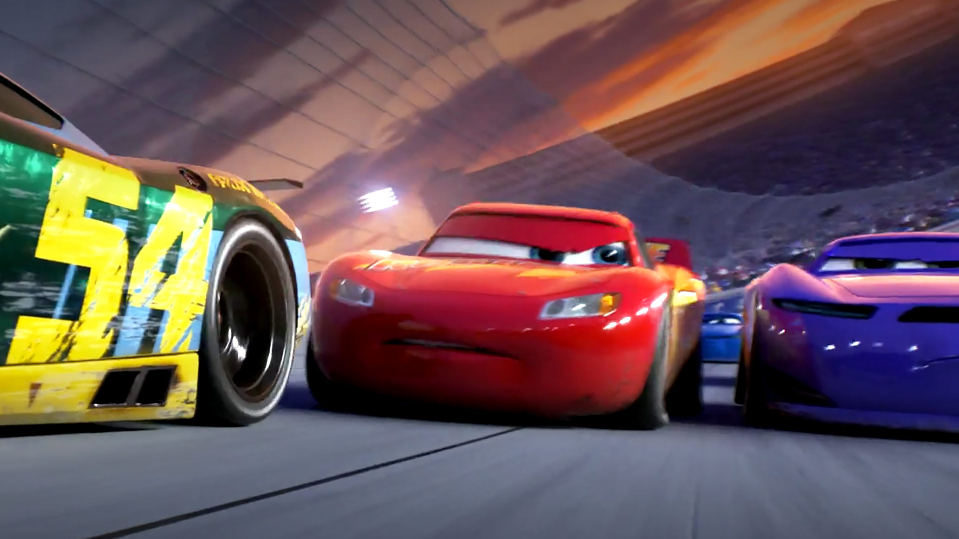 Weekend Box Office Report: 'Cars 3' Drives Away With First Place