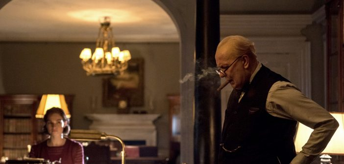 Movie Review – 'Darkest Hour' Rests Comfortably on Gary Oldman's Performance