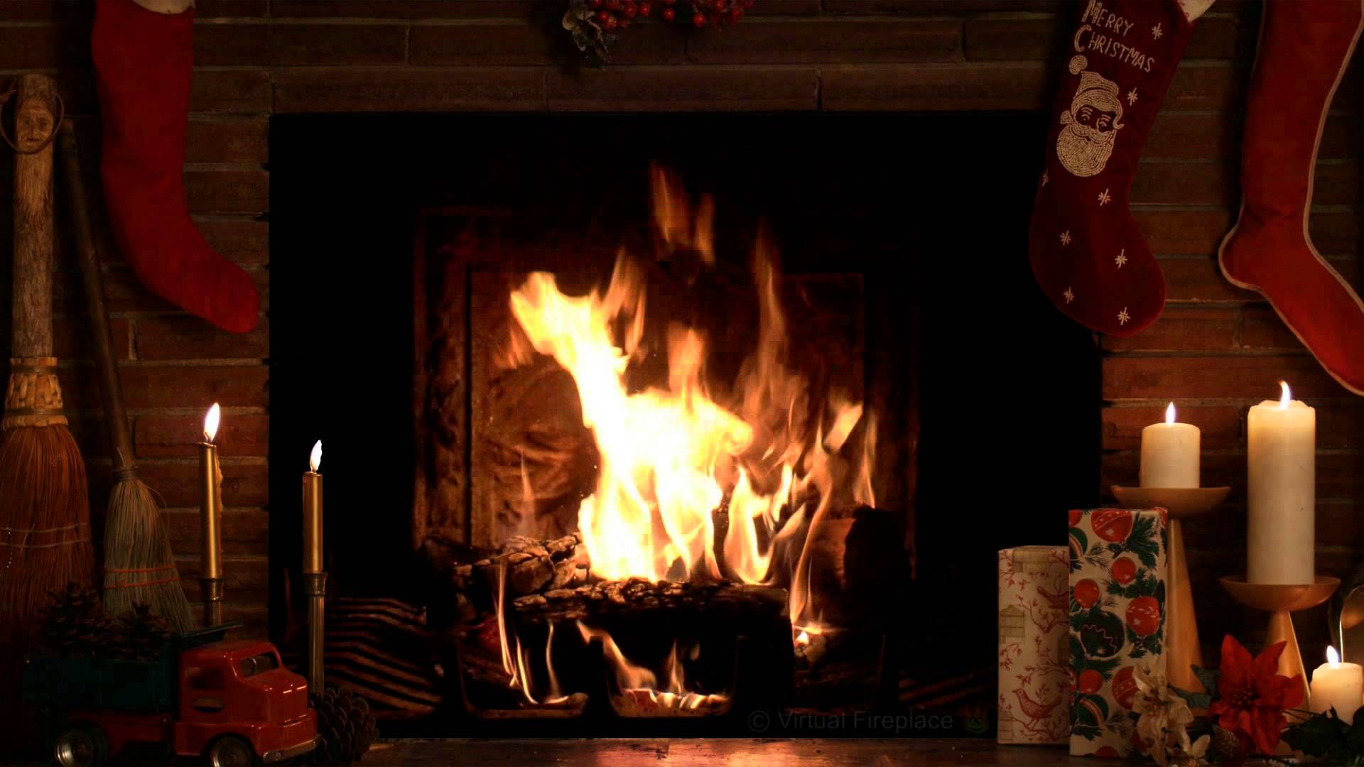 Move Over Big Bang Theory. The Yule Log Program Is Roaring Back for ...