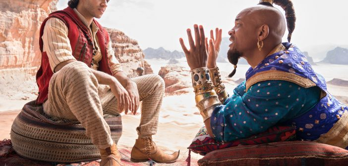 Movie Review — 'Aladdin' is a Shameful Remake of Disney Classic
