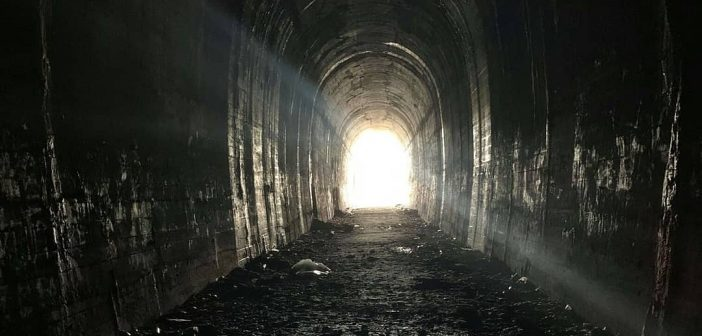 Minnesota's Light at End COVID Tunnel: Is It the Runaway Fourth Wave Train?